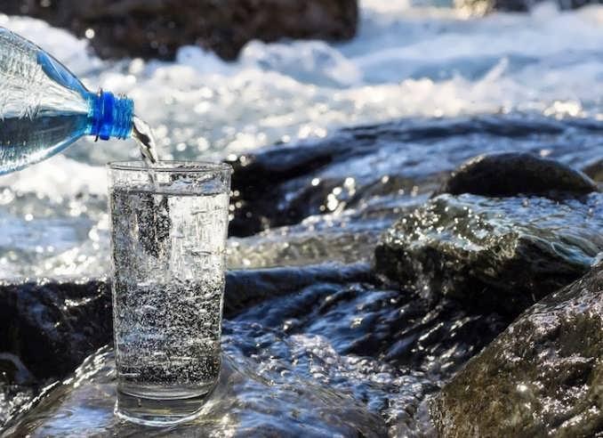 Что такое артезианская вода