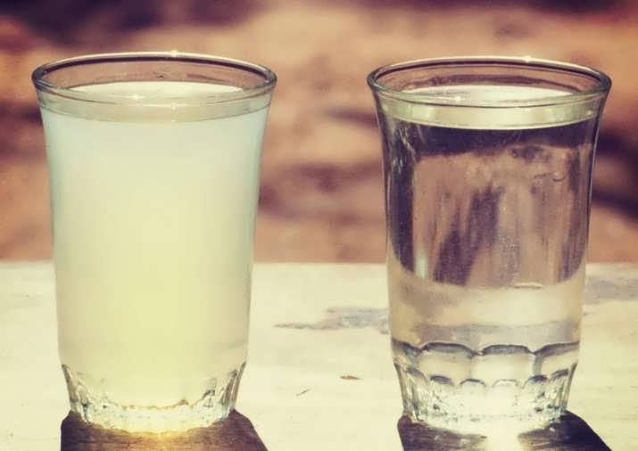 Как очистить воду от извести