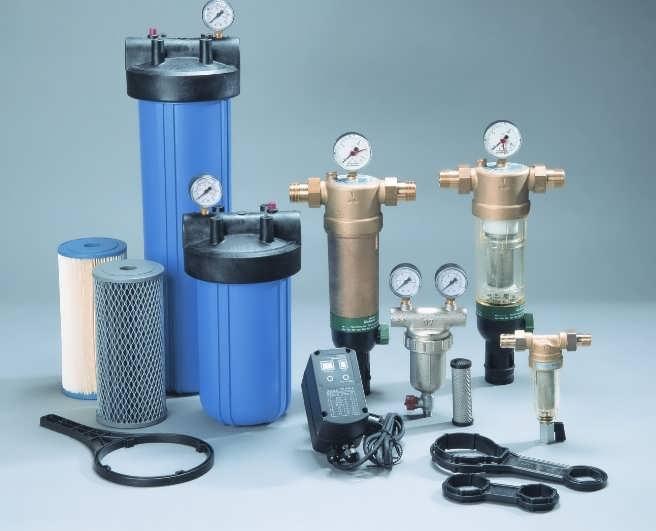 Механические фильтры