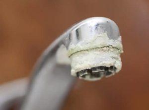 Последствия жесткой воды