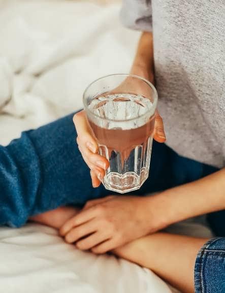 Как принимать щелочную воду