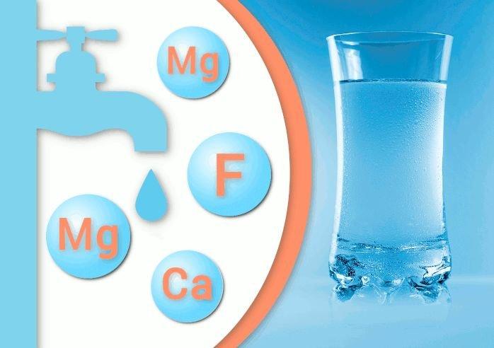 Cодержание фтора в питьевой воде: норма и вред