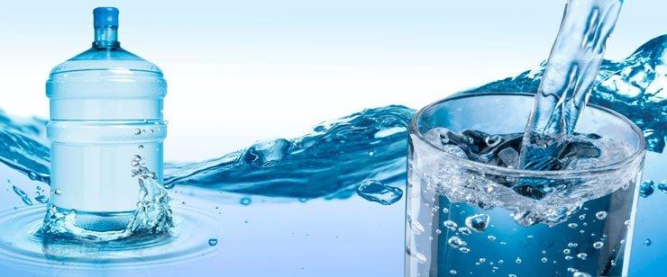 Вода для кулеров: рейтинг бутилированной воды