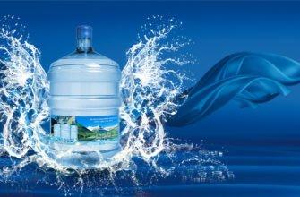 Рейтинг воды в бутылях 19 л роспотребнадзор.