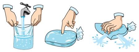 давление водяного столба